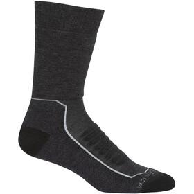 Icebreaker Hike+ Heavy Crew Socks Men, jet heather